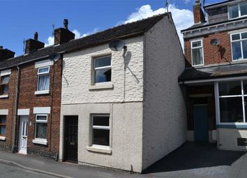 Thumbnail 1 bed terraced house for sale in Fountain Street, Leek