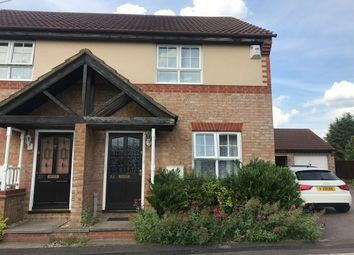 Thumbnail 2 bedroom property to rent in Lupin Close, Kettering