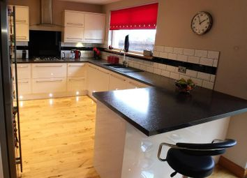 Thumbnail 5 bedroom semi-detached bungalow for sale in Gallowden Road, Arbroath