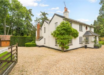 Thumbnail Detached house for sale in Buckhurst Road, Ascot, Berkshire