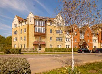 Thumbnail 2 bed flat for sale in Churchill Avenue, Basildon