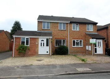 Thumbnail 3 bed semi-detached house for sale in Keighley Close, Thatcham, Berkshire
