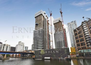 Thumbnail 1 bed flat for sale in The Wardian, Mash Wall, Canary Wharf