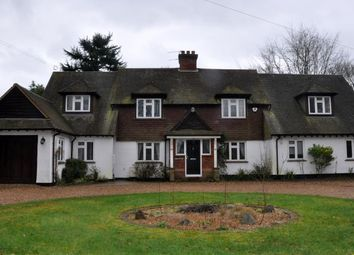 Thumbnail 5 bed detached house to rent in Sheerwater Avenue, Woodham, Addlestone, Surrey