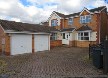 Thumbnail 4 bed detached house for sale in Grange View, Balby, Doncaster