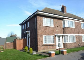 Thumbnail 2 bed maisonette for sale in Lyconby Gardens, Shirley, Croydon, Surrey