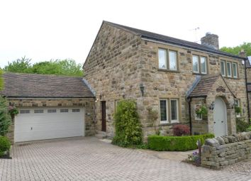 Thumbnail 4 bed detached house for sale in Cobblers Cottage, Smithy Lane, Wilsden, Bradford
