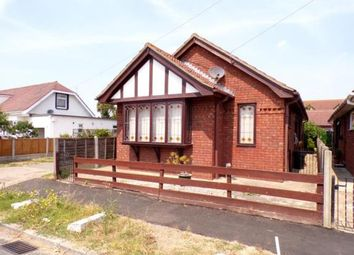 Thumbnail 2 bed bungalow for sale in Meynell Avenue, Canvey Island
