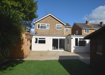 Thumbnail 4 bed detached house to rent in Glebe Road, Deanshanger, Milton Keynes