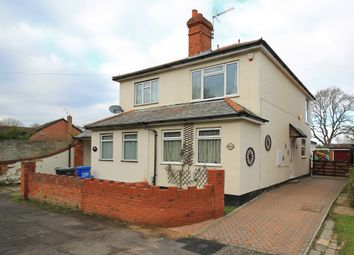 Thumbnail 3 bed semi-detached house for sale in Darby Green Road, Blackwater, Camberley