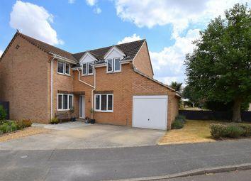 4 bed detached house for sale in Lomax Drive, Brampton, Huntingdon, Cambridgeshire PE28