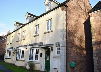 Thumbnail 4 bed end terrace house for sale in River Way, Brynmenyn, Bridgend.