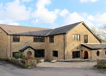 Thumbnail 5 bedroom detached house for sale in Woodhey Road, Ramsbottom, Bury