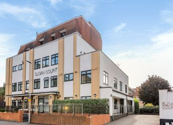 Thumbnail 2 bed flat to rent in Sloan Court, 66-70 Coombe Road, New Malden