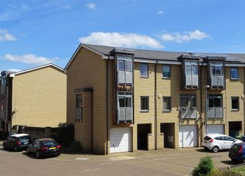 Thumbnail 4 bed town house for sale in Rustat Avenue, Cambridge