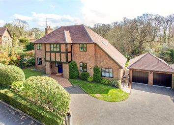 Thumbnail 5 bed detached house for sale in Abbotswood, Guildford, Surrey
