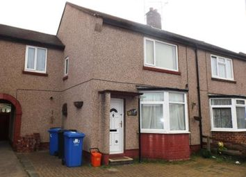 Thumbnail 3 bed property for sale in Meredith Crescent, Rhyl, Denbighshire