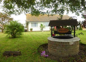 Thumbnail 2 bed semi-detached bungalow for sale in The Fairway, Dymchurch, Romney Marsh, Kent