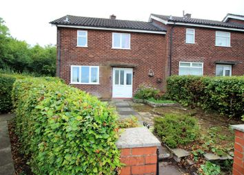 Thumbnail 2 bed end terrace house for sale in Delamere Drive, Macclesfield