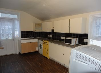 Thumbnail 3 bed flat to rent in High Street North, East Ham