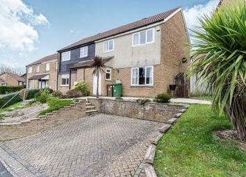 Thumbnail 3 bed end terrace house for sale in Westhays Close, Plymstock, Plymouth