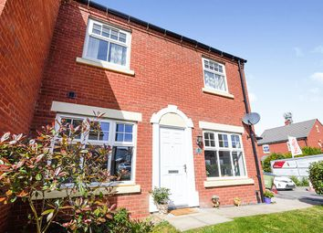 Thumbnail 2 bed flat for sale in Frederick Street, Woodville, Swadlincote, Derbyshire