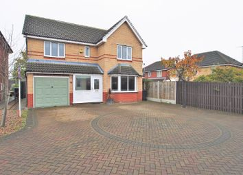 Thumbnail 4 bed detached house for sale in Ashopton Road, Newbold, Chesterfield