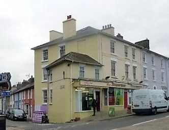 Thumbnail 5 bed property for sale in Bridge Street, Aberaeron