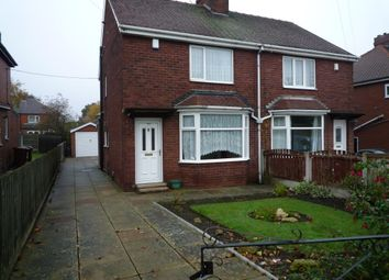 Thumbnail 2 bed semi-detached house to rent in Airedale Road, Castleford