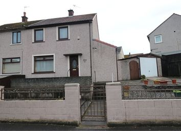 Thumbnail 2 bed semi-detached house for sale in Hazeldene, Methil, Fife