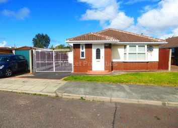 Thumbnail 3 bed bungalow to rent in Wolferton Close, Upton, Wirral