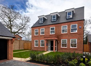 """Thumbnail 5 bedroom detached house for sale in """"Balshaw"""" at Adlington Road, Wilmslow"""
