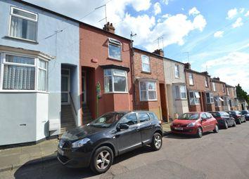 Thumbnail 4 bedroom terraced house for sale in Newington Road, Kingsthorpe, Northampton