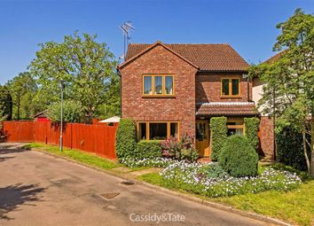 4 bed detached house for sale in Balmoral Close, St Albans, Hertfordshire AL2