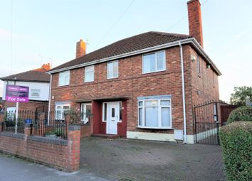 Thumbnail 3 bed semi-detached house for sale in Rokeby Avenue, Hull