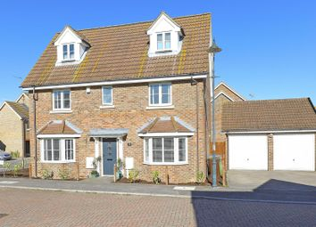 Thumbnail 5 bed detached house for sale in Elm Tree Avenue, Iwade, Sittingbourne