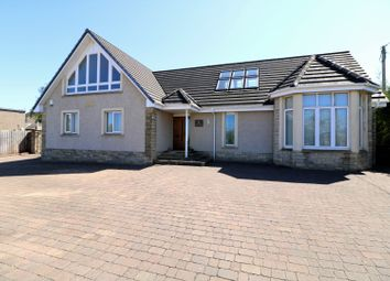 Thumbnail 4 bed detached house for sale in Waggon Road, Falkirk