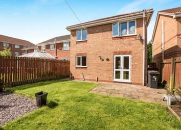 Thumbnail 3 bed detached house for sale in Woodcock Close, Bamber Bridge, Preston