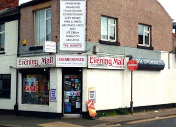 Thumbnail Retail premises for sale in Buccleuch Street, Barrow-In-Furness