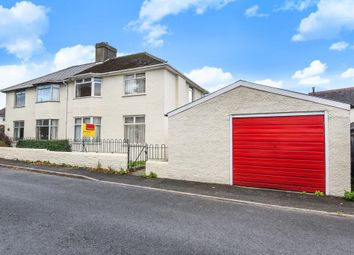 Thumbnail 3 bed semi-detached house for sale in Brecon, Powys LD3,