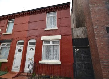 Thumbnail 2 bedroom end terrace house for sale in Goodison Road, Walton, Liverpool