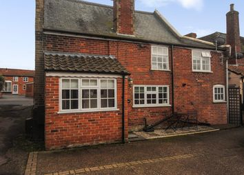 Thumbnail 2 bed semi-detached house for sale in High Street, Wrentham, Beccles