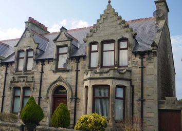 Thumbnail 4 bed town house for sale in Grosvenor 26 St Peters Road, Buckie