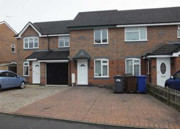 Thumbnail 2 bed town house for sale in Weston Park Ave, Burton On Trent, Staffs
