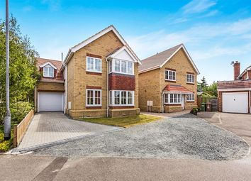 Thumbnail 4 bed link-detached house for sale in Briarfield Close, Bexleyheath
