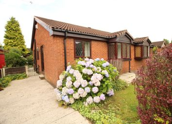 Thumbnail 2 bed bungalow for sale in Park Avenue, Radcliffe, Manchester