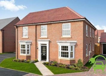 """Thumbnail 4 bedroom detached house for sale in """"Eden"""" at Harbury Lane, Heathcote, Warwick"""