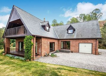 Thumbnail 4 bedroom detached house for sale in Cannich, Beauly