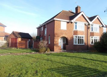 Thumbnail 4 bed semi-detached house to rent in Shelton Road, Shrewsbury