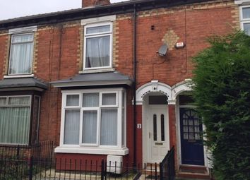 Thumbnail 2 bed terraced house to rent in Lynwood Grove, Goddard Avenue, Hull